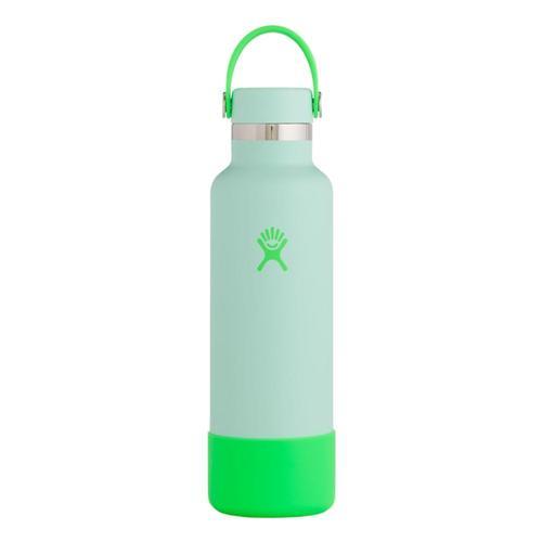 Hydro Flask Prism Pop Limited Edition 21oz Standard Mouth - Flex Cap Neon_seafoam