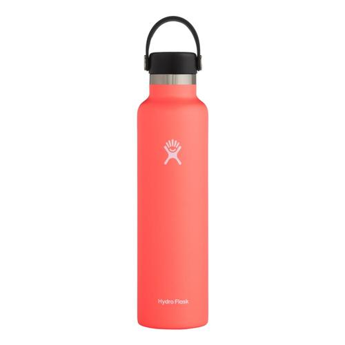 Hydro Flask 24oz Standard Mouth - Flex Cap Hibiscus
