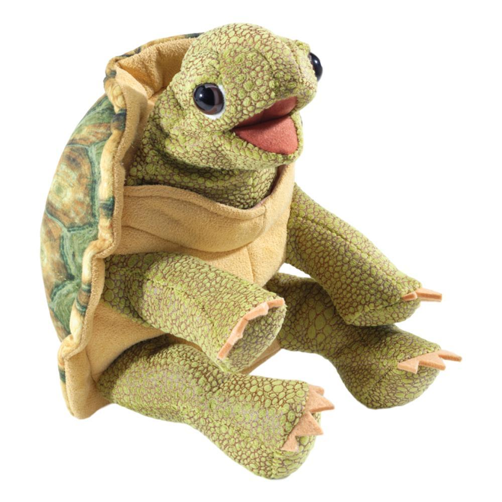 Folkmanis Standing Tortoise Puppet