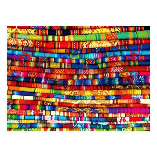 EuroGraphics Peruvian Blankets Jigsaw Puzzle