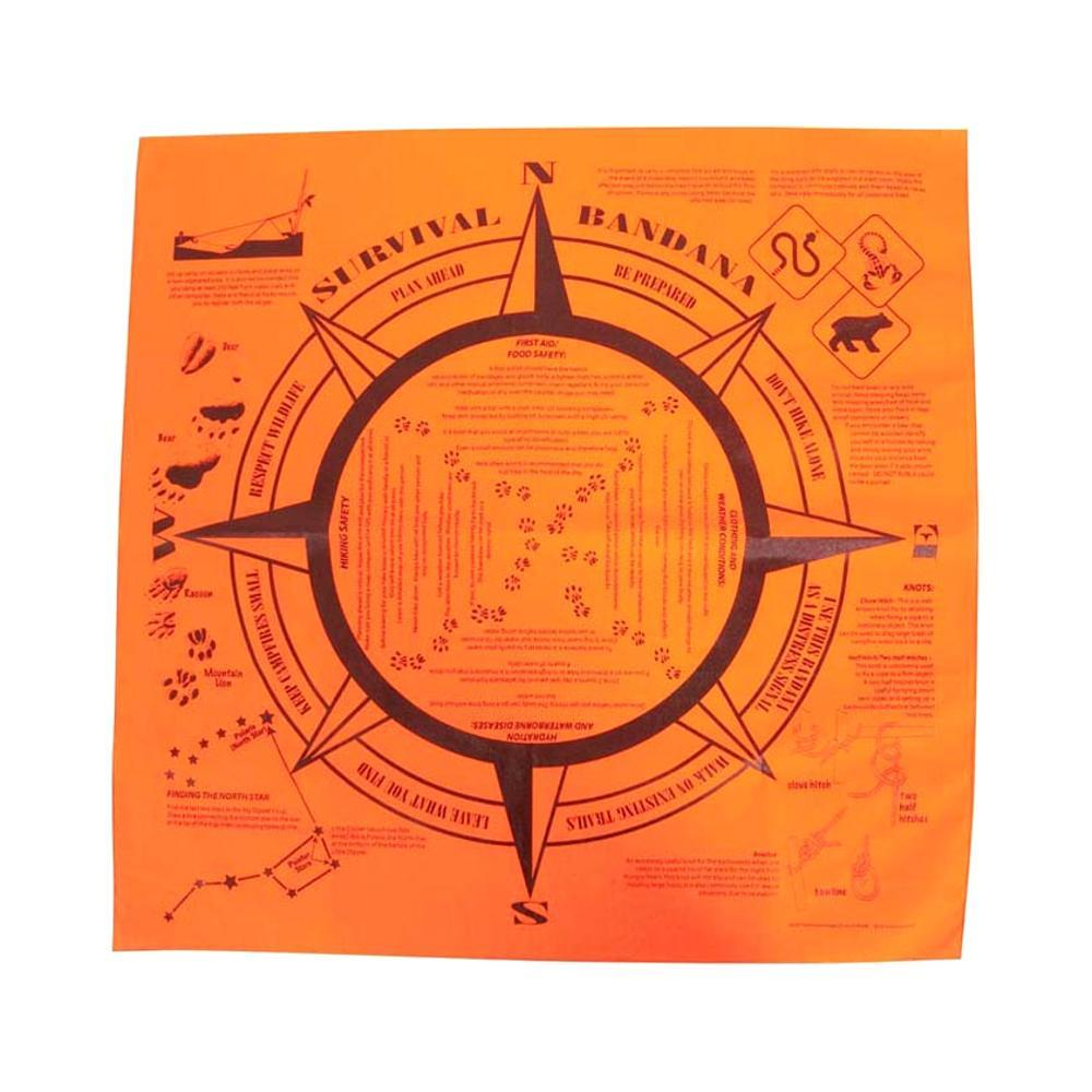 Survival Bandana ORANGE