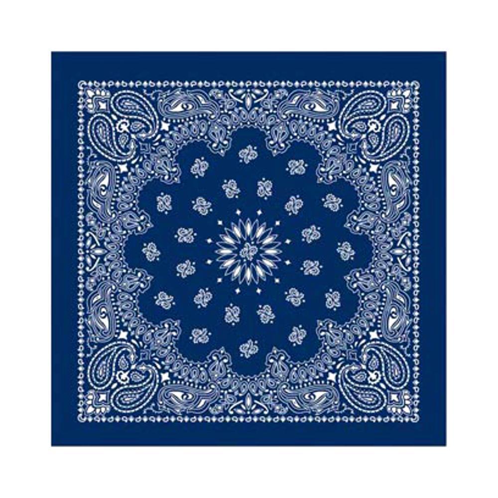 Paisley Bandana BLUE