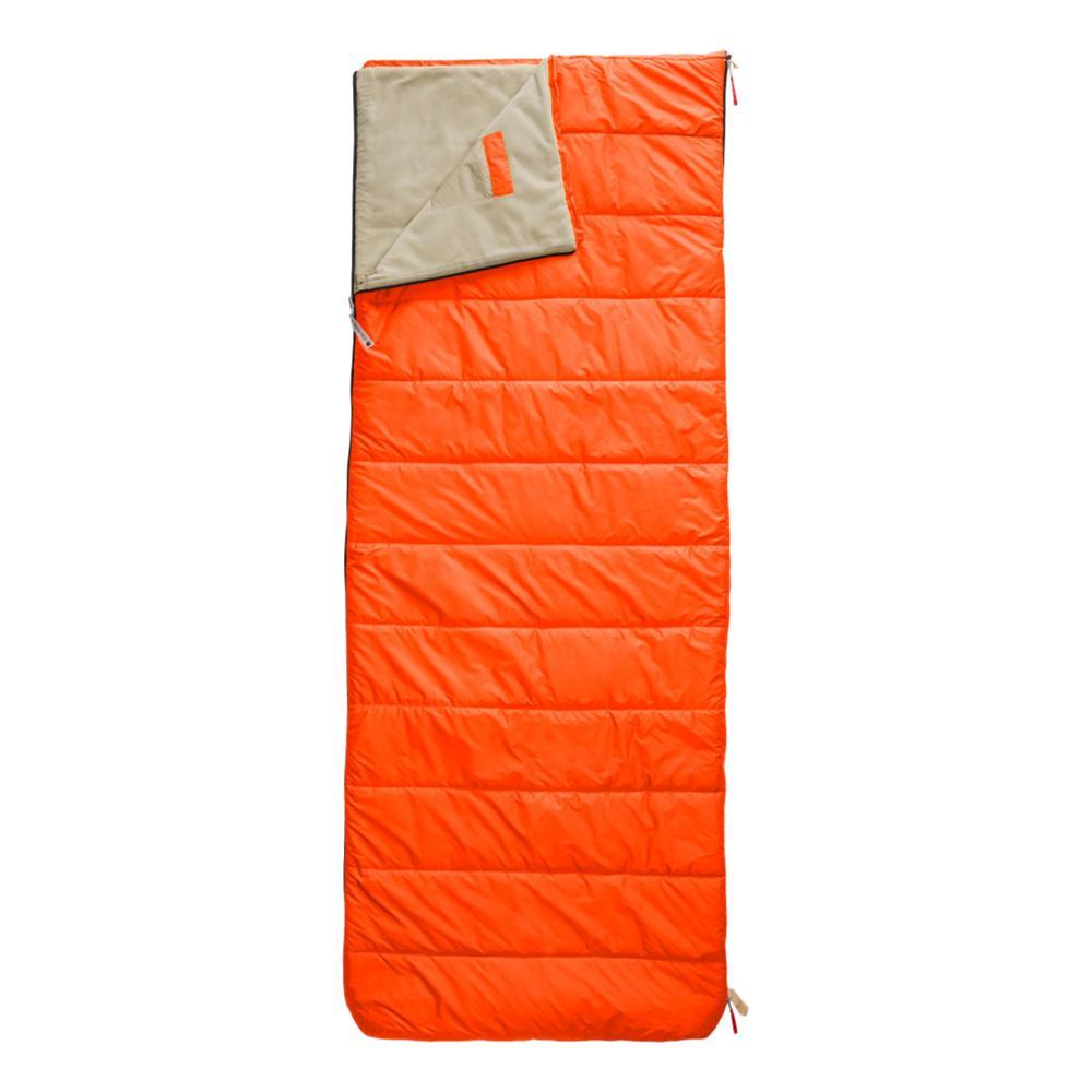The North Face Eco Trail Trail Bed 35 Sleeping Bag ORG.BEIG_PT6