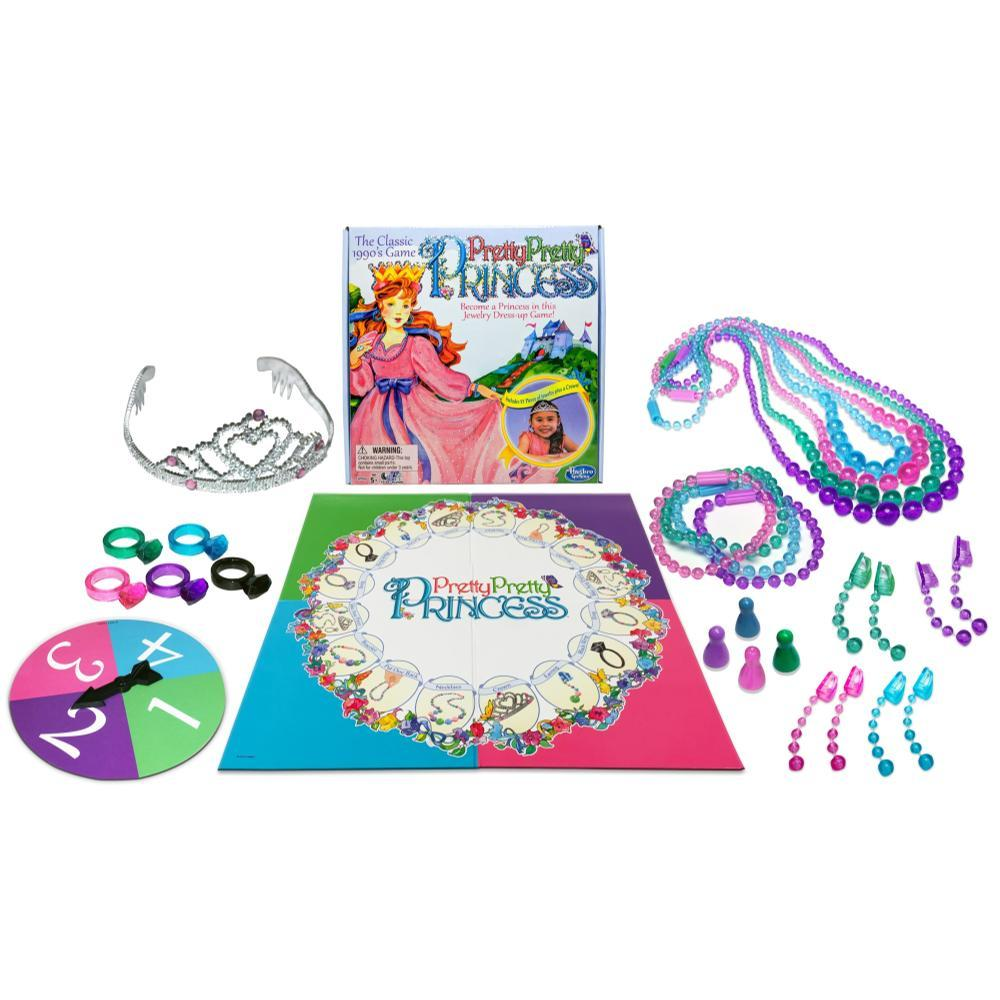 Winning Moves Games Pretty Pretty Princess Board Game