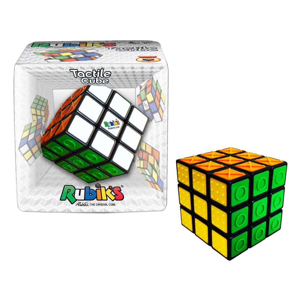 Winning Moves Games Rubik's Tactile Cube