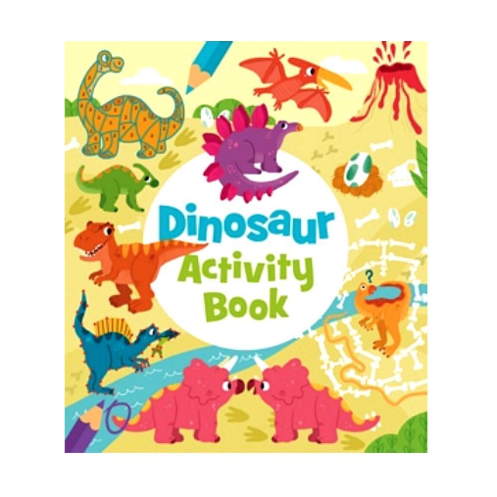 Baker & Taylor Dinosaur Activity Book