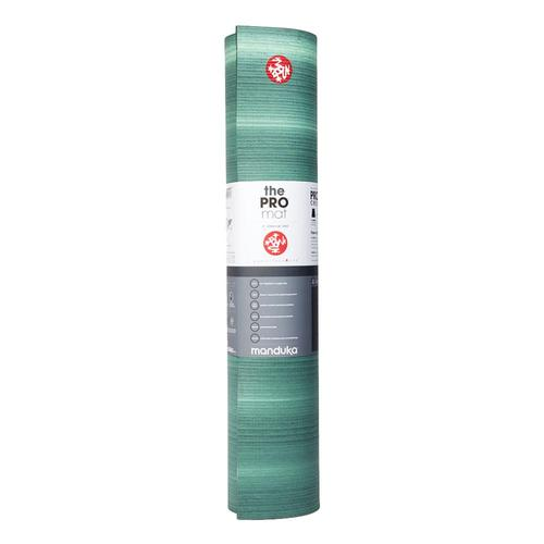 Manduka PRO Yoga Mat 6mm - Standard Green_ash_cf