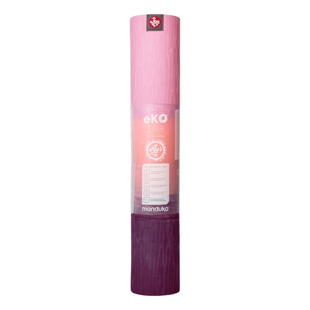 Manduka eKO Lite Yoga Mat 4mm FUSCHIA_STR