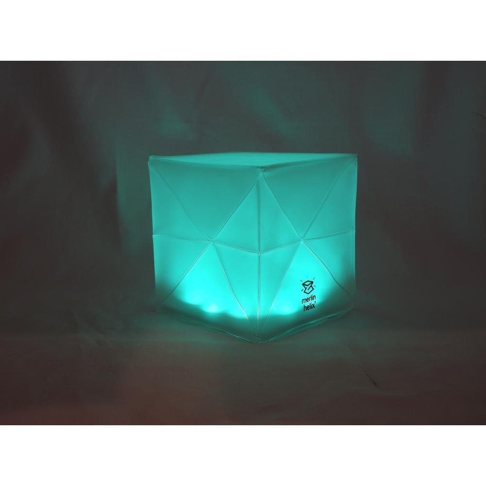 Solight Helix Merlin Solar Lantern MULTI