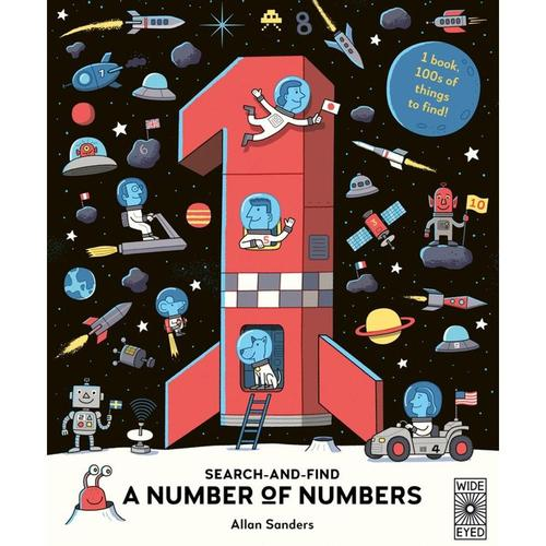 Search and Find A Number of Numbers by A.J. Wood
