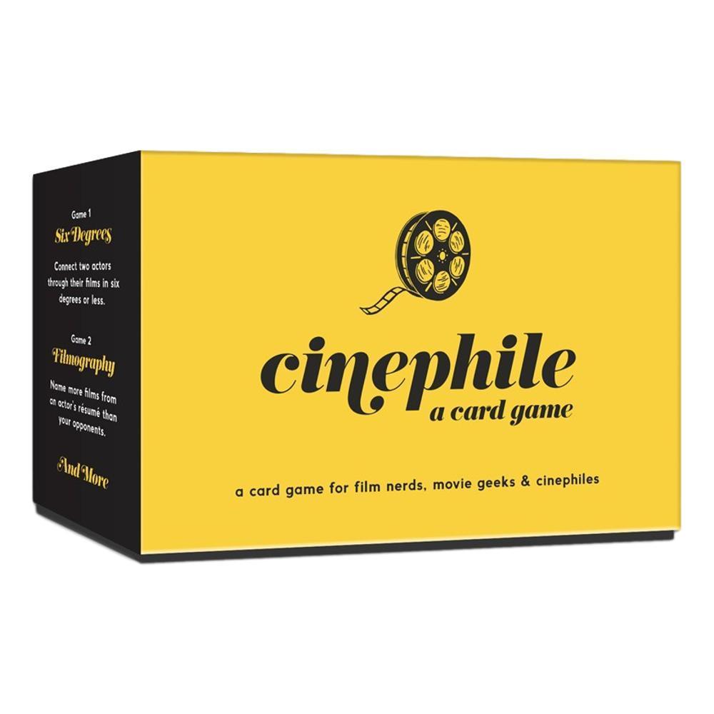 Cinephile : A Card Game