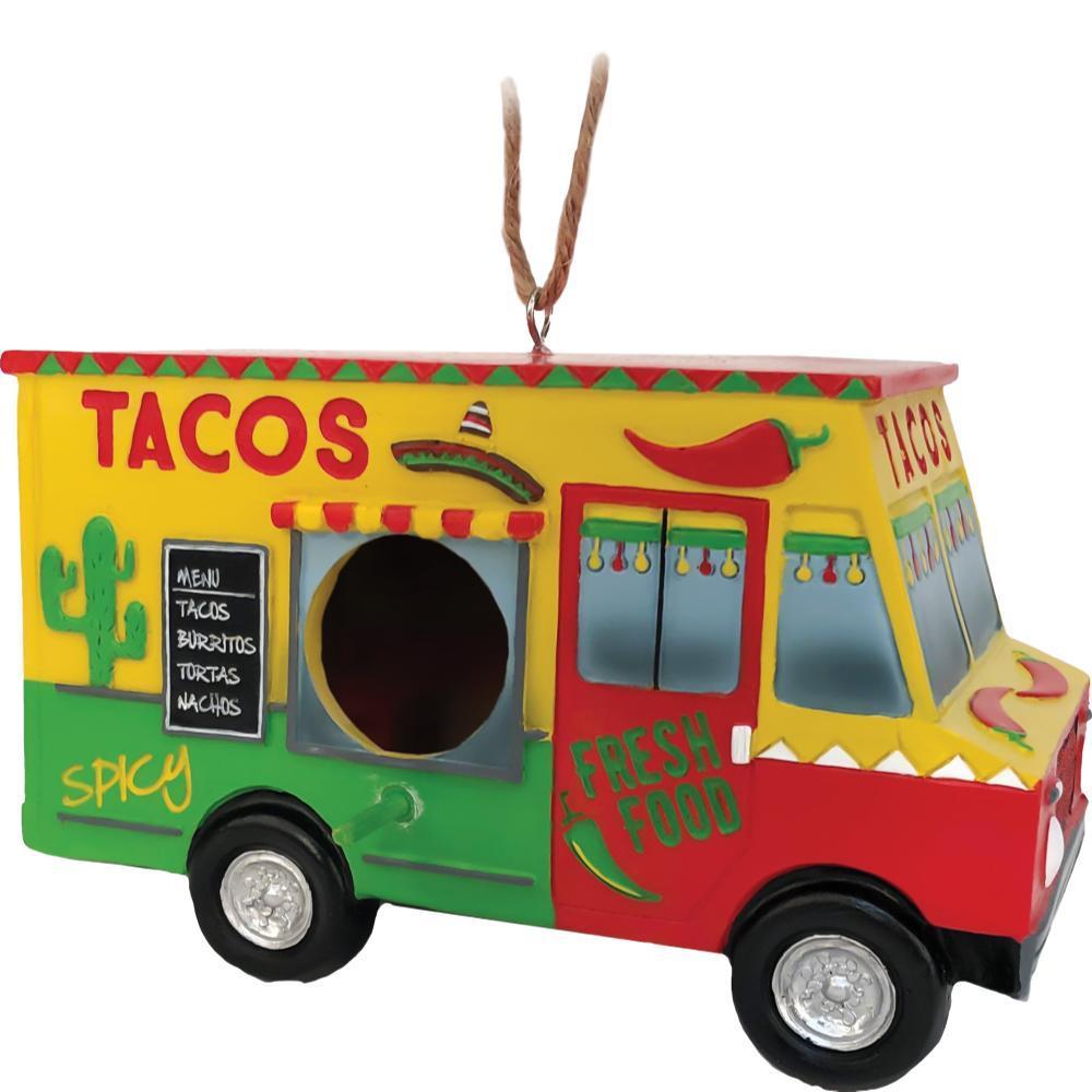 Spoontiques Taco Truck Birdhouse