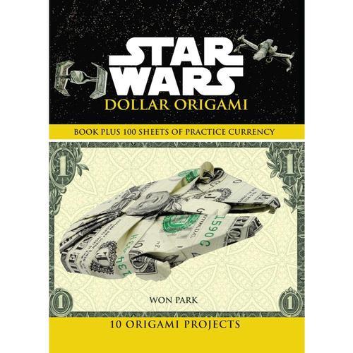 Star Wars Dollar Origami by Won Park