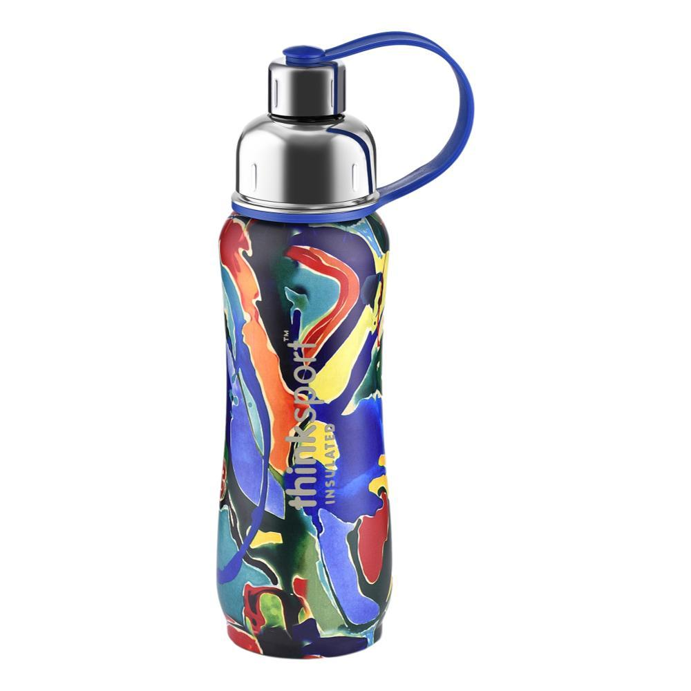 Thinksport Artist Series Insulated Sports Bottle 17oz - Chameleon CHAMELEON