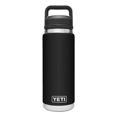 YETI Rambler 26oz Bottle with Chug Cap Black