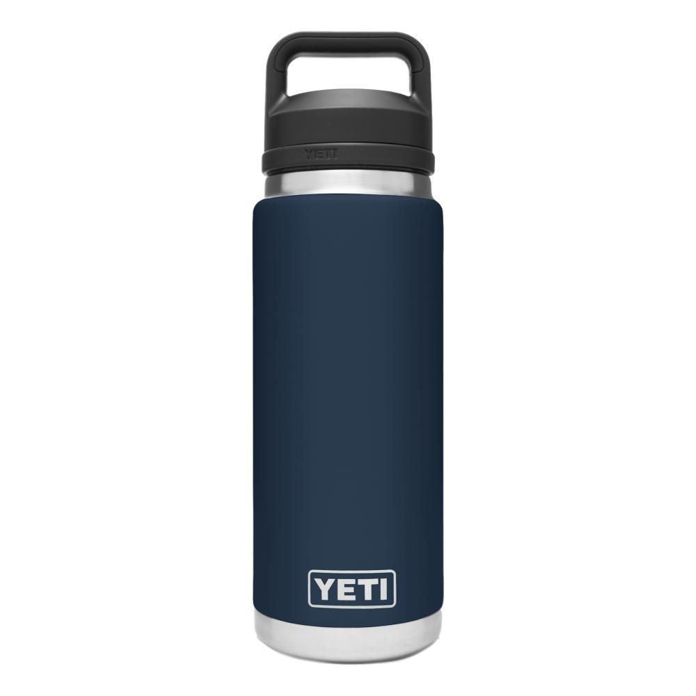 YETI Rambler 26oz Bottle with Chug Cap NAVY