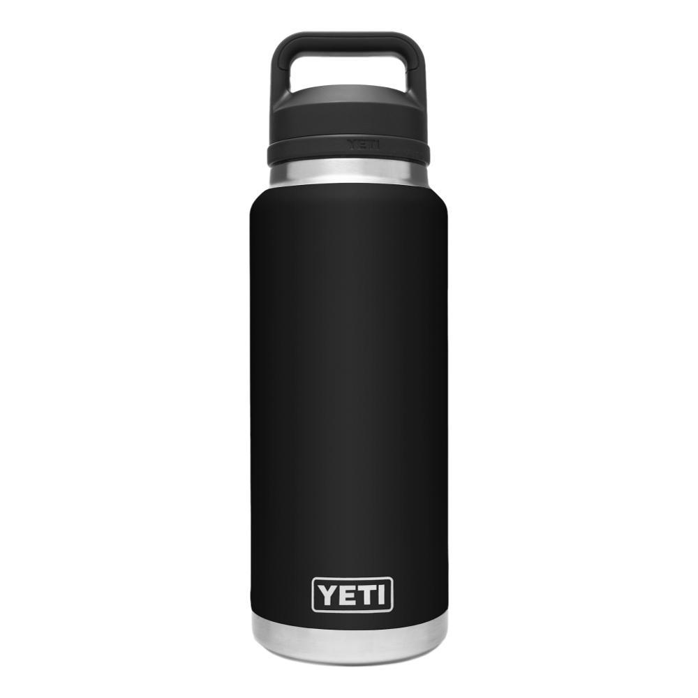 YETI Rambler 36oz Bottle with Chug Cap BLACK