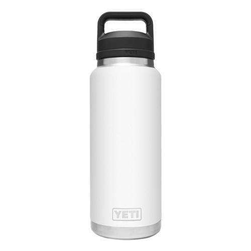 YETI Rambler 36oz Bottle with Chug Cap White
