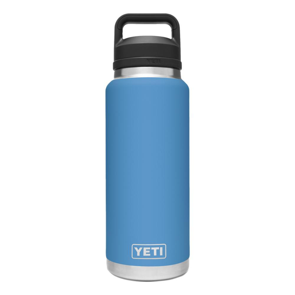 YETI Rambler 36oz Bottle with Chug Cap PACIFIC_BLUE