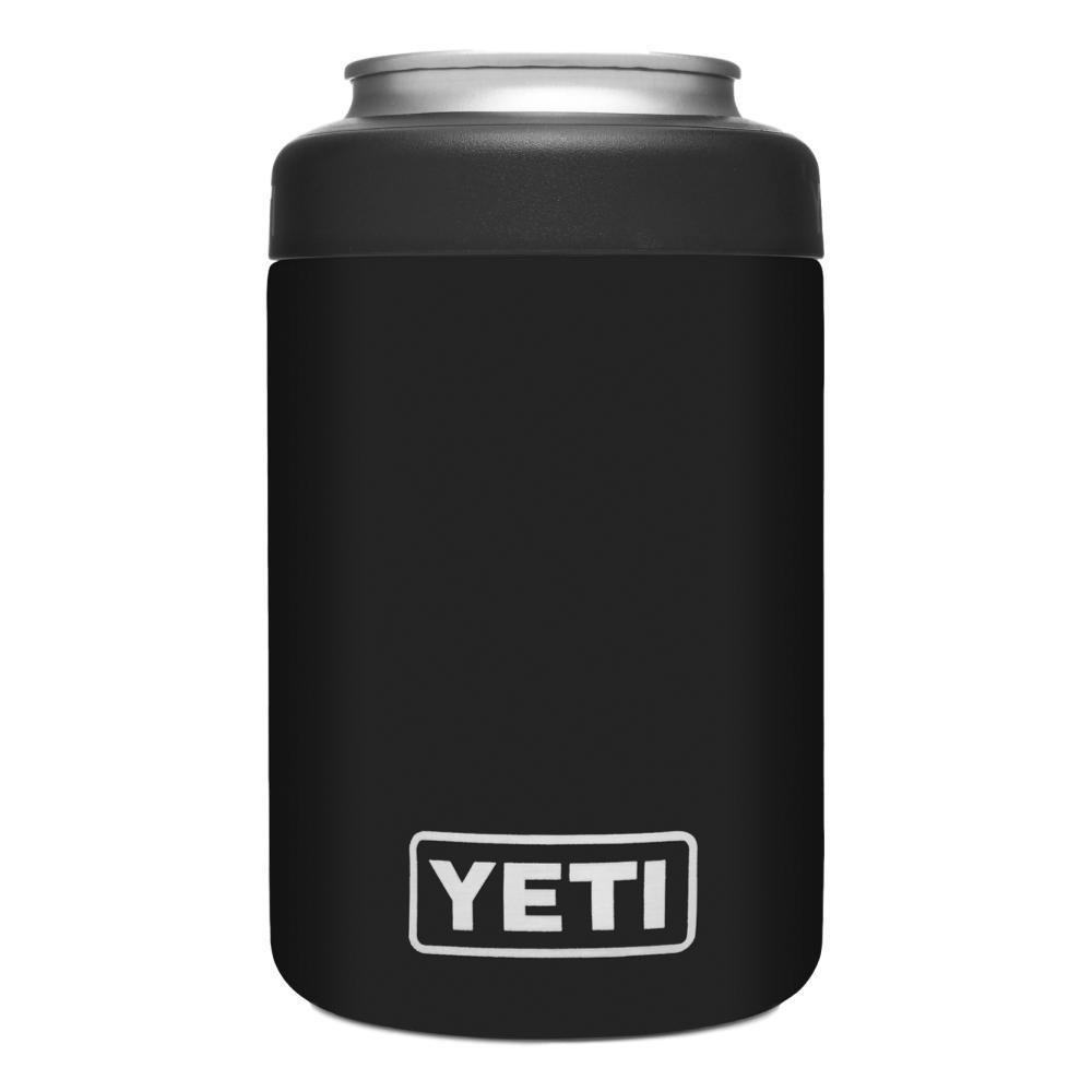 YETI Rambler 12oz Colster 2.0 Can Insulator BLACK