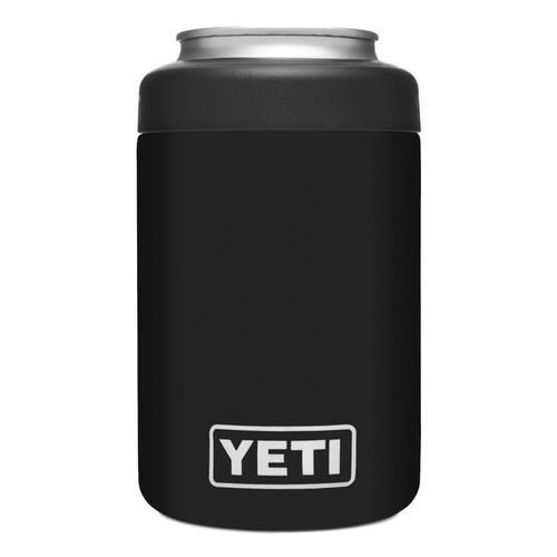 YETI Rambler 12oz Colster 2.0 Can Insulator Black