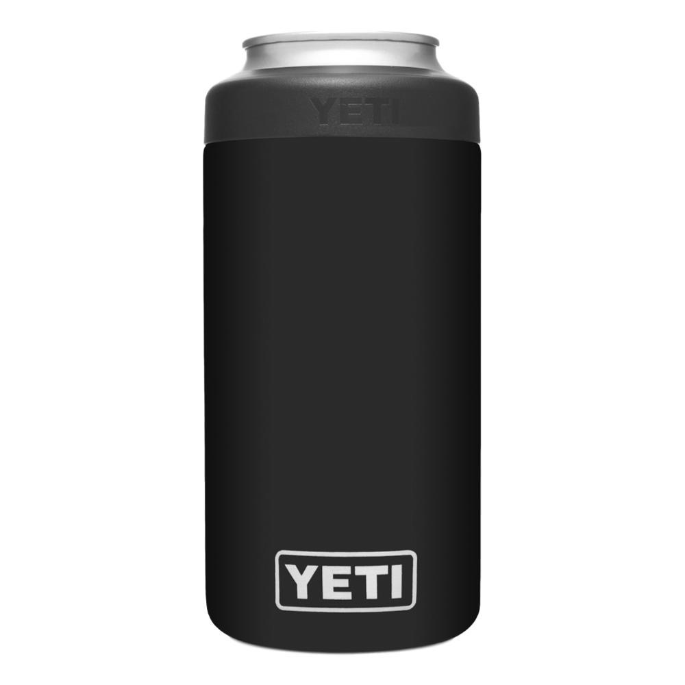 YETI Rambler 16oz Colster Tall Can Insulator BLACK
