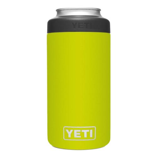 YETI Rambler 16oz Colster Tall Can Insulator Chartreuse