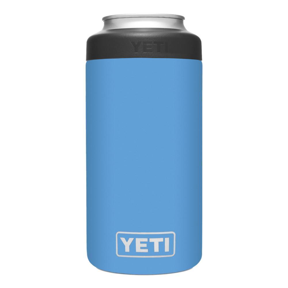 YETI Rambler 16oz Colster Tall Can Insulator PACIFIC_BLUE