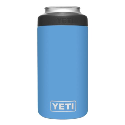 YETI Rambler 16oz Colster Tall Can Insulator Pacific_blue