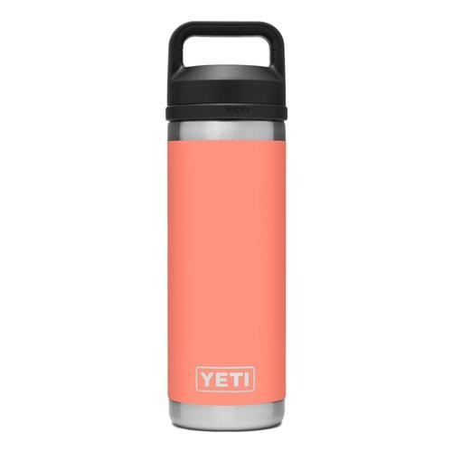 YETI Rambler 18oz Bottle with Chug Cap Coral