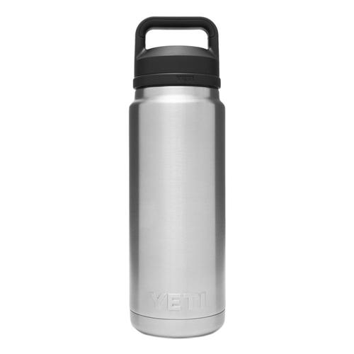 YETI Rambler 26oz Bottle with Chug Cap Stnlss