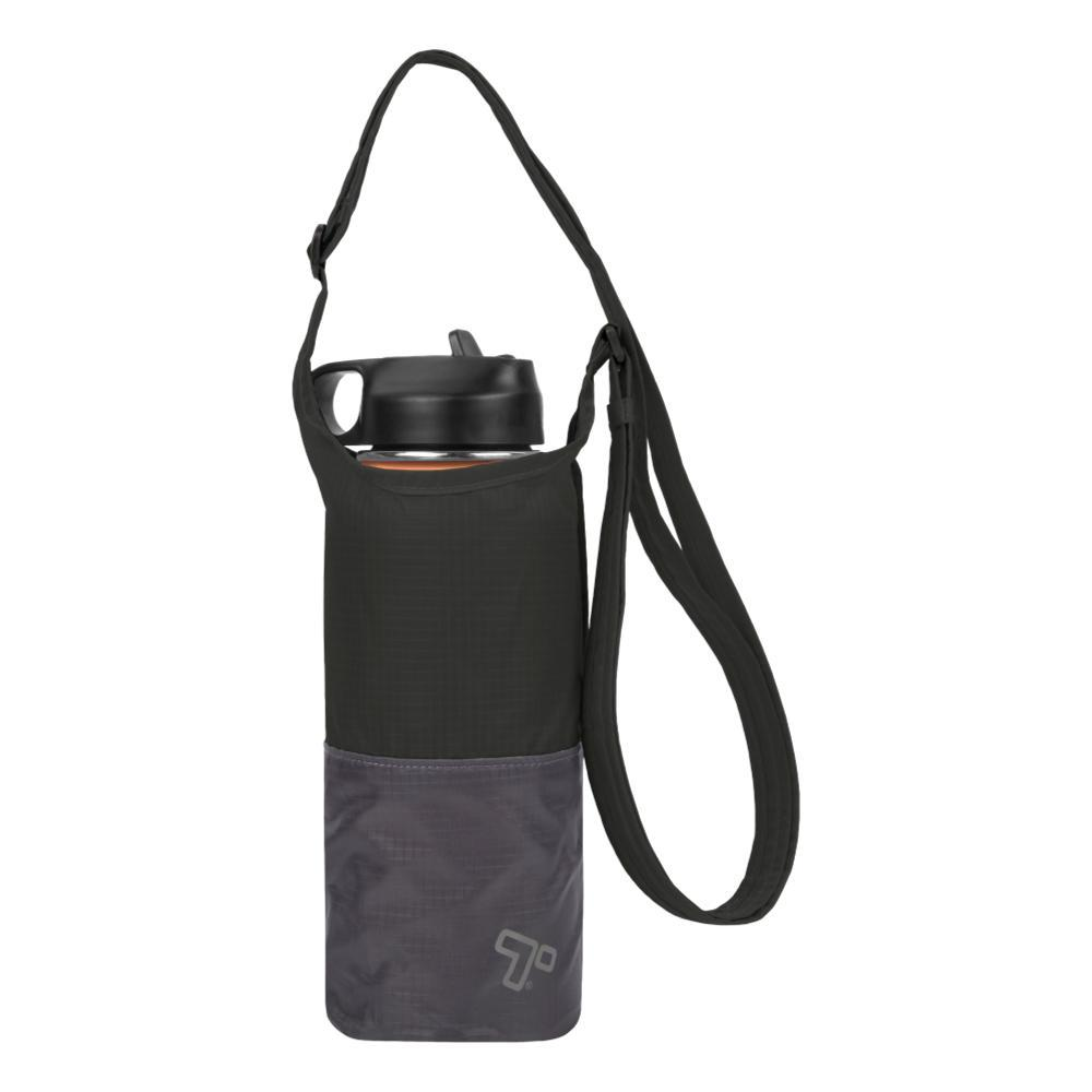 Travelon Packable Water Bottle Tote BLACK_GRAY