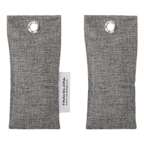 Travelon Odor and Moisture Absorbing Packs Gray