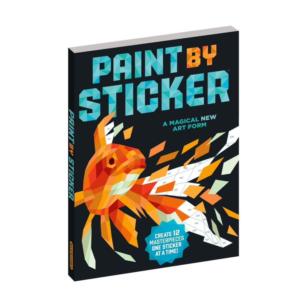 Paint By Sticker By Workman Publishing