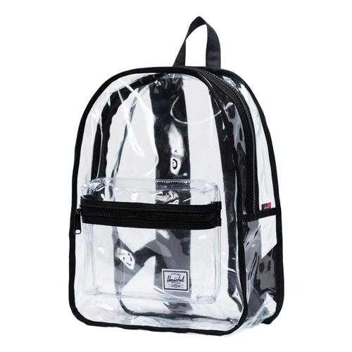 Herschel Classic Backpack Mid-Volume - Clear Blk_03822