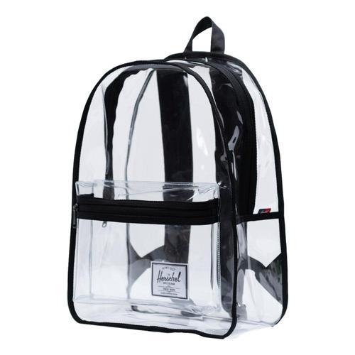 Herschel Classic Backpack XL - Clear Blk_03822