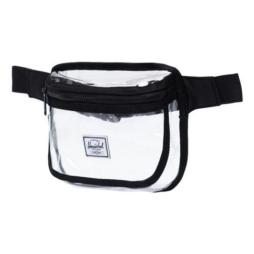Herschel Fifteen Hip Pack - Clear Blk_03822