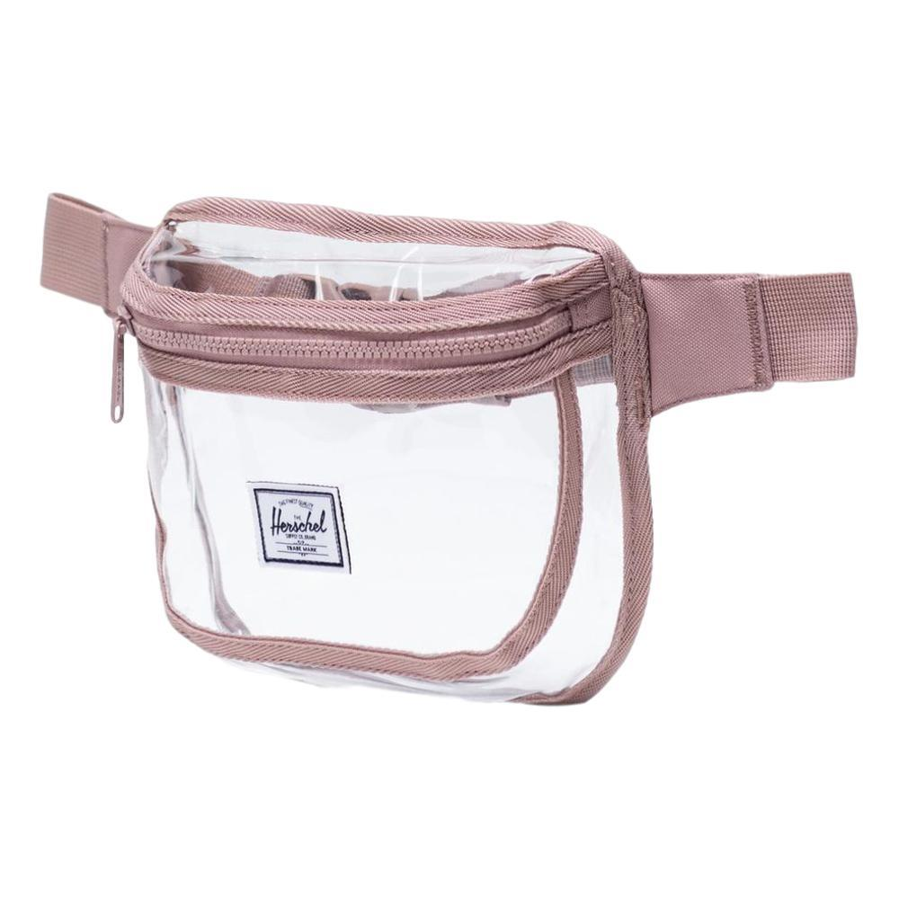 Herschel Fifteen Hip Pack - Clear ROSE_03823