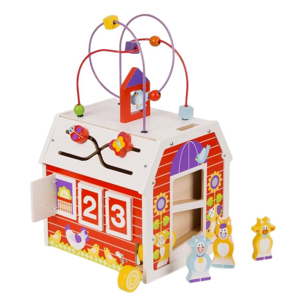 Play With A Purpose First Play Slide, Sort, And Roll Activity Barn