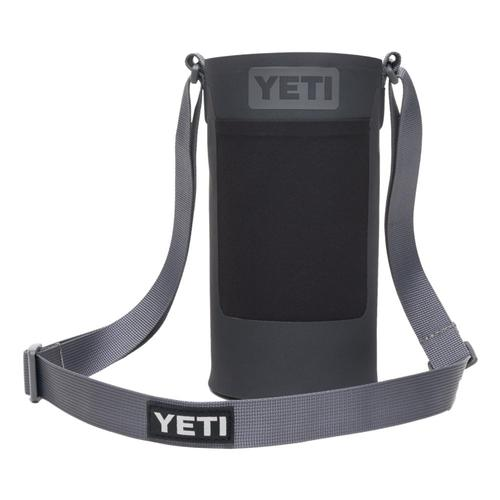 YETI Rambler Bottle Sling Small Charcoal