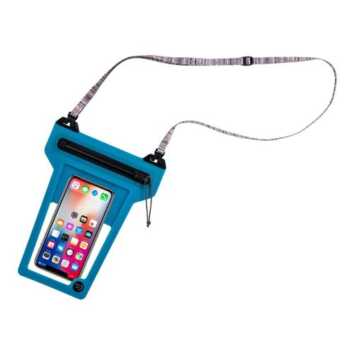 Nite Ize RunOff Waterproof Phone Pouch Blue