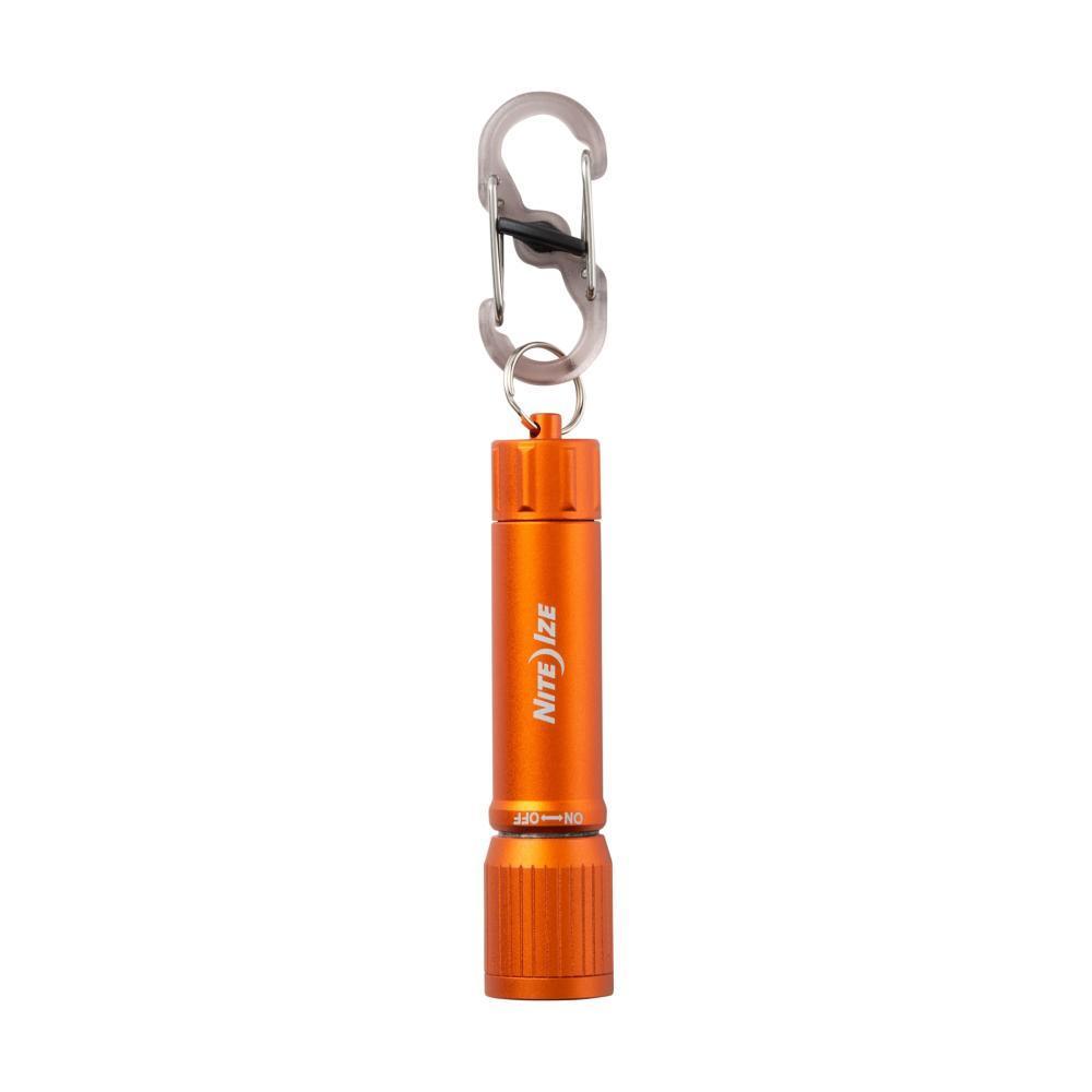 Nite Ize Radiant 100 Keychain Flashlight ORANGE