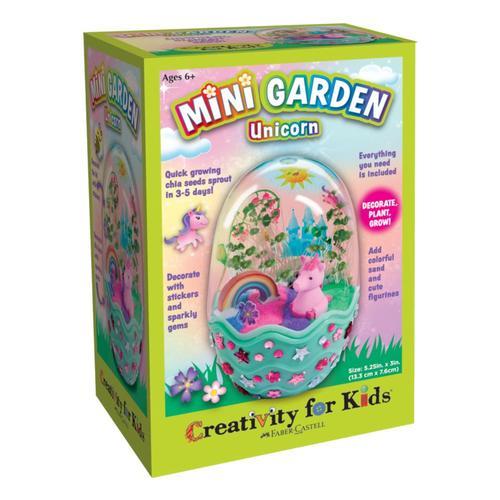 Faber-Castell Mini Garden Craft Kit - Unicorn