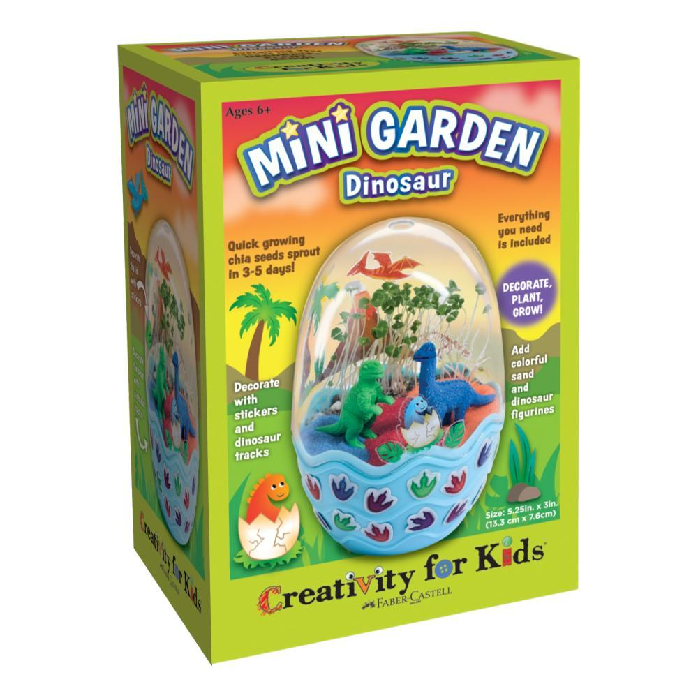 Faber- Castell Mini Garden Craft Kit - Dinosaur