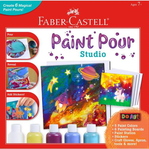 Faber-Castell Do Art Paint Pour Studio