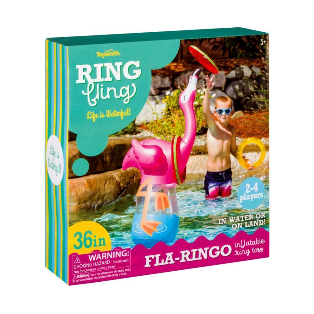 Toysmith Ring Fling Fla- Ringo