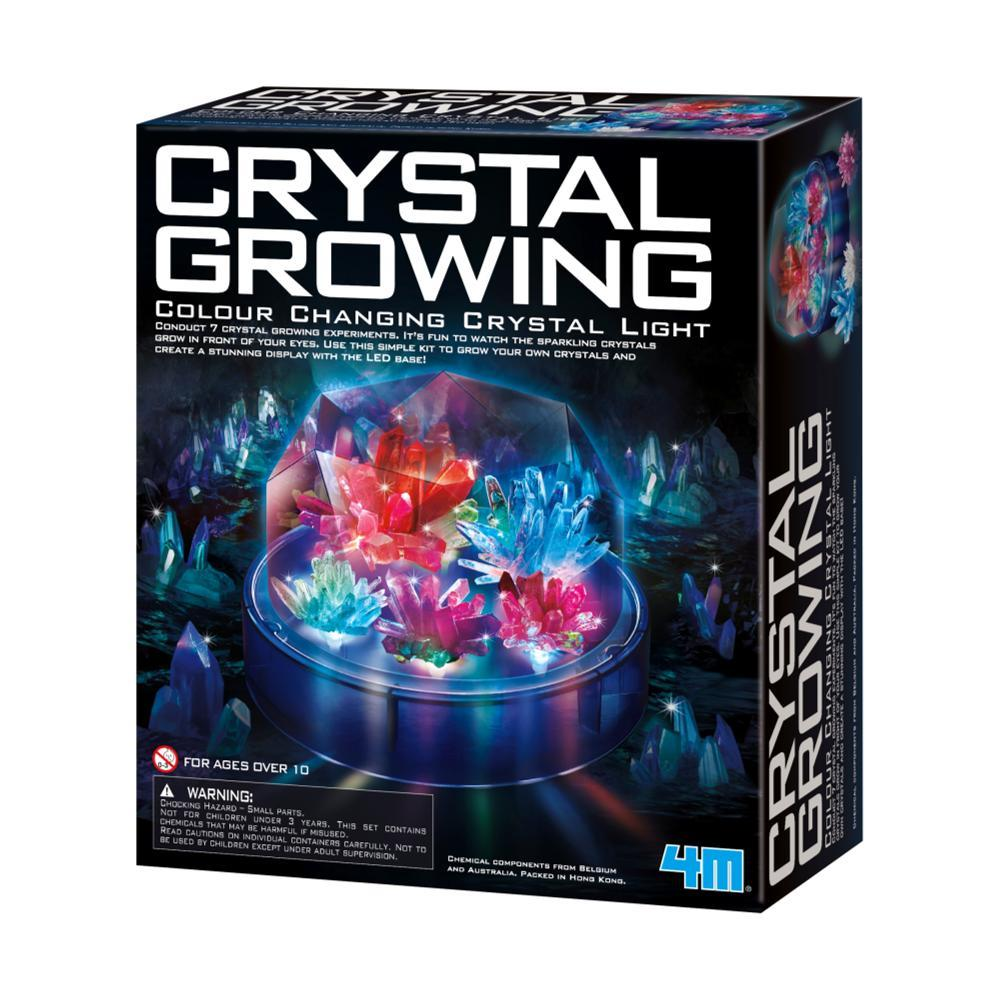 4m Color Changing Crystal Light