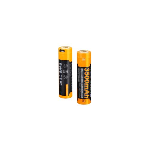 Fenix ARB-L18-3500U Built-in USB Rechargeable Battery Yellow