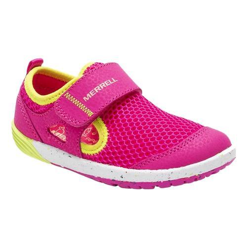 Merrell Little Kids Bare Steps MJ Shoes Pink