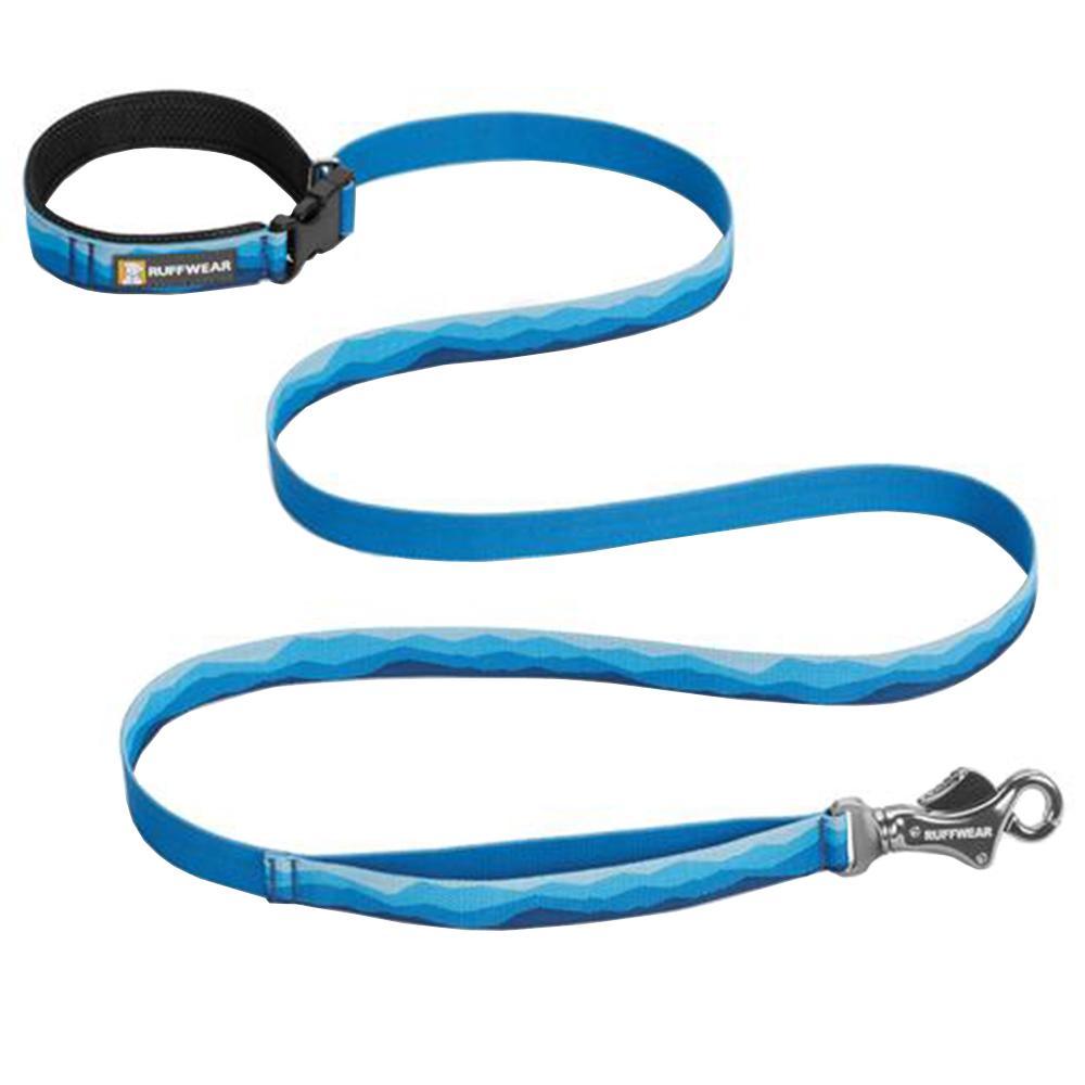 Ruffwear Flat Out Leash BLUE_MTN